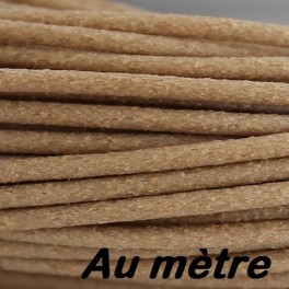 Filament 3d SPRINT3D-WOOD BRUN 3 mm (au mètre)
