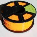 Filament 3d FLUORESCENT ORANGE PLA 1.75 mm (Bobine de 1 Kg)